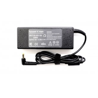 Зарядно за лаптоп (Laptop AC Adapter) Acer - 19V / 4.74A / 90W - (5.5x1.7) - Заместител / Replacement