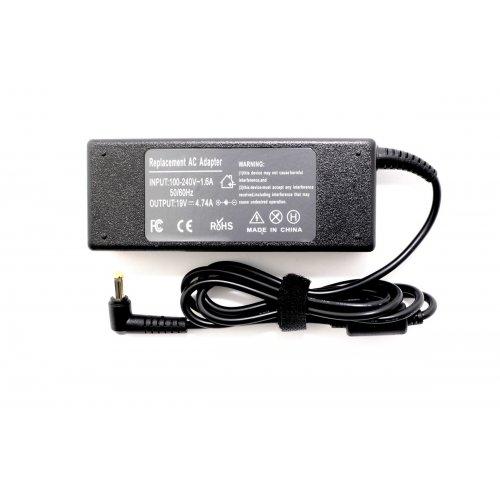 Зарядно за лаптоп (Laptop AC Adapter) Acer - 19V / 4.74A / 90W - (5.5x1.7) - Заместител / Replacement