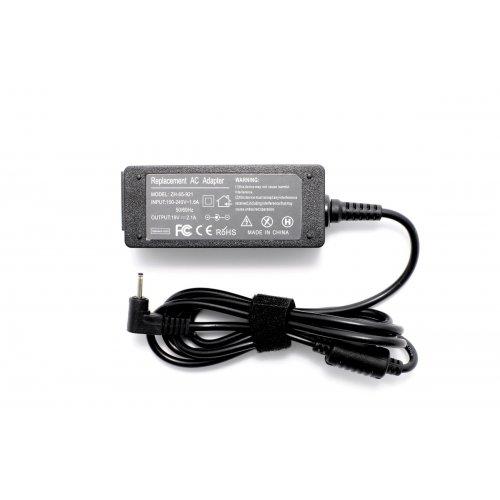 Зарядно за лаптоп (Laptop AC Adapter) Asus - 19V / 2.1A / 40W - (2.5x0.7) - Заместител / Replacement