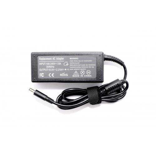 Зарядно за лаптоп (Laptop AC Adapter) Dell - 19.5V / 2.31A / 45W - (4.5x3.0x0.6) - Заместител / Replacement