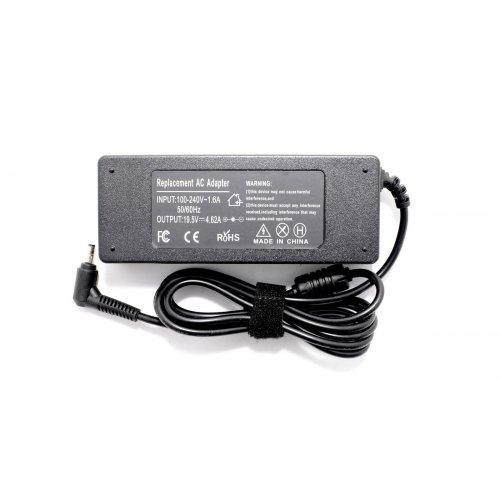 Зарядно за лаптоп (Laptop AC Adapter) Dell - 19.5V 90W 4.62A (4.0x1.7) - Заместител / Replacement