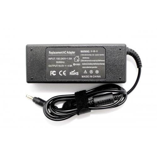 Зарядно за лаптоп (Laptop AC Adapter) HP Compaq - 18.5V 4.9A 90W (4.8x1.7) - Заместител / Replacement