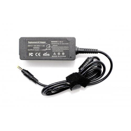 Зарядно за лаптоп (Laptop AC Adapter) HP Compaq - 19.5V / 2.05A / 40W - (4.0x1.7) - Заместител / Replacement