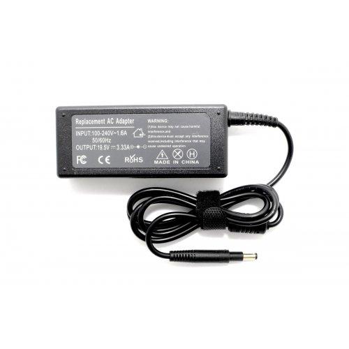 Зарядно за лаптоп (Laptop AC Adapter) HP Compaq - 19.5V / 3.33A / 65W - (4.8x1.7 - Special) - Заместител / Replacement