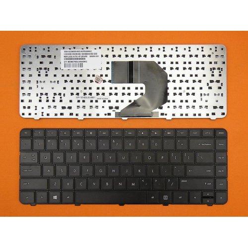 Клавиатура за лаптоп HP Pavilion G4-1000 G6-1000 CQ43 CQ57 CQ58 Черна / Black с Кирилица