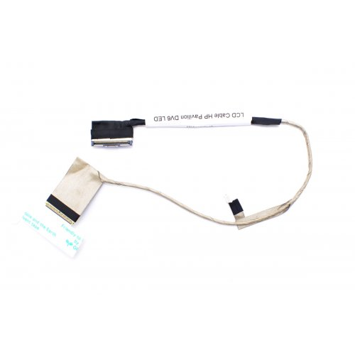 Лентов Кабел за лаптоп (LCD Cable) HP DV6 LED - DD0UP8LC006