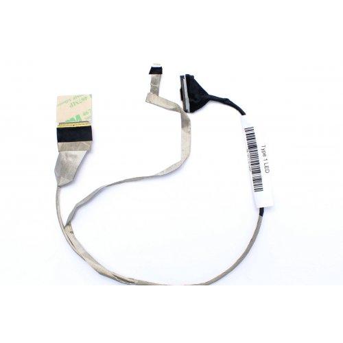 Лентов Кабел за лаптоп (LCD Cable) HP G6 G6-1000 G6-1100 G6-1200 G6-1300 15.6