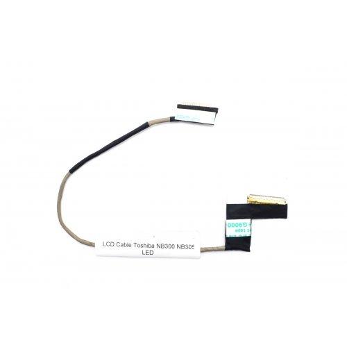 Лентов Кабел за лаптоп (LCD Cable) Toshiba NB300 NB305