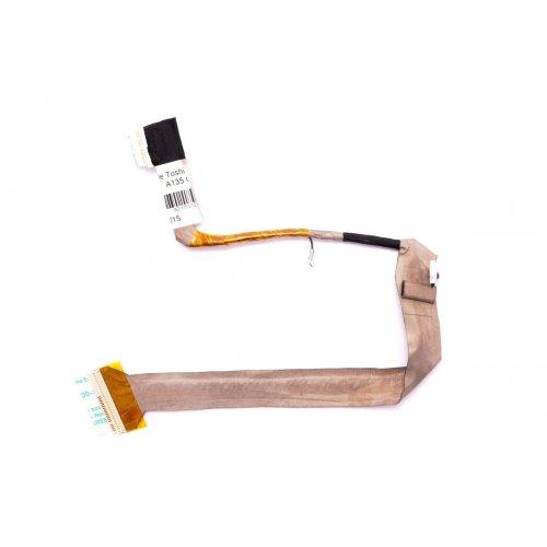 Лентов Кабел за лаптоп (LCD Cable) Toshiba Satellite A130 A135 (15.4)
