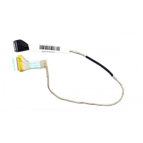 Лентов Кабел за лаптоп (LCD Cable) Toshiba Satellite C655 C655D 15.6 - Без Конектор за камера (No camera connector)