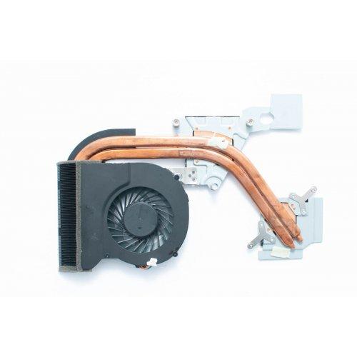 Вентилатор за лаптоп (CPU Fan) + HeatSink Acer Aspire 4750 for Discrette Video (Type 2)