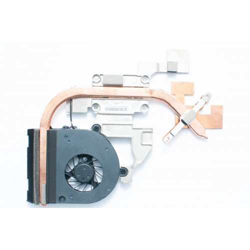 Вентилатор за лаптоп (CPU Fan) + HeatSink Acer Aspire 5552G eMachines E642G Packard Bell EasyNote TK81
