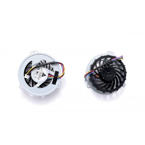 Вентилатор за лаптоп (CPU Fan) Asus K42D K42DR K42DE K42N K42 X42D X42J (За AMD / 4 Кабела / Type 2)