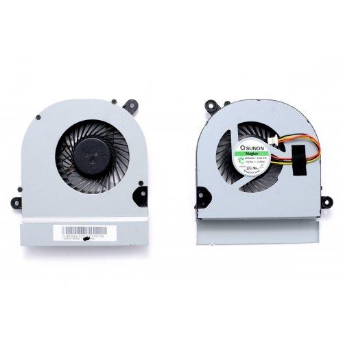 Вентилатор за лаптоп (CPU Fan) Asus K45 A45 (3 Кабела)
