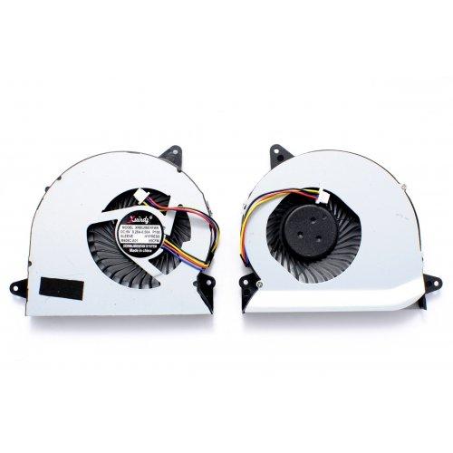 Вентилатор за лаптоп (CPU Fan) Asus U31 U31F U31J U31E U31JG U31JF U31S