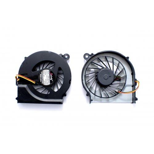 Вентилатор за лаптоп (CPU Fan) HP CQ42 G42 CQ62 G62 G4-1000 G6-1000 G7-1000 - (Ухо за винтче на 45 градуса, 3-pin)