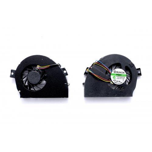 Вентилатор за лаптоп (CPU Fan) HP DM2 DM3 (AMD 4 пина и бял конектор)