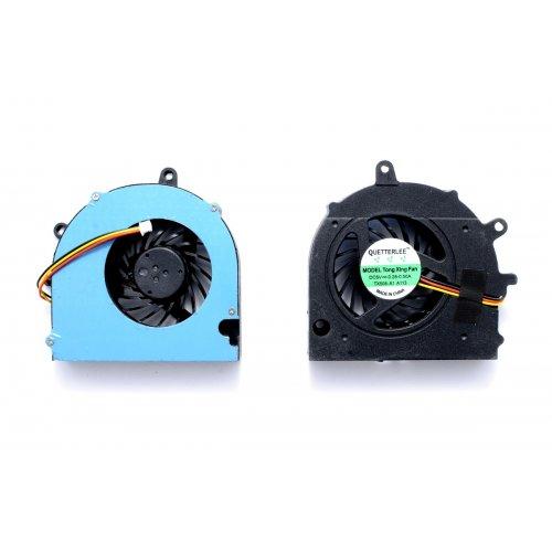 Вентилатор за лаптоп (CPU Fan) Toshiba Satellite A500 A505 Вариант 2 (За модели с Intel и отделно видео)