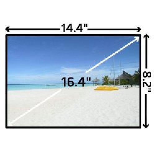 Матрица за лаптоп (Дисплей) 16.4 Sony Vaio VGN-FW140E/H LCD (1600x900) - Гланцова / Glossy