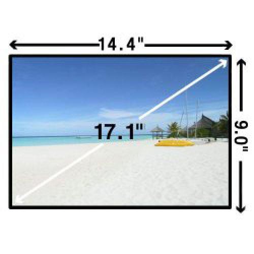 Матрица за лаптоп (Дисплей) 17.1 HP Compaq 6820s LCD (1440x900) - Гланцова / Glossy