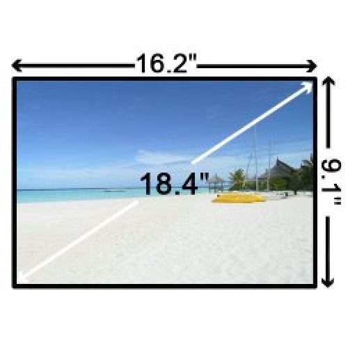Матрица за лаптоп (Дисплей) 18.4 LTN184KT02 LCD (1680x945) - Гланцова / Glossy