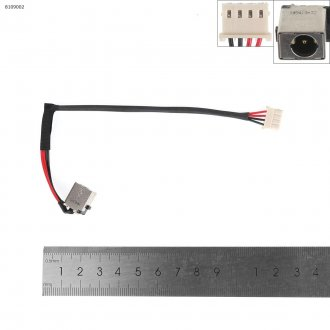 Букса за лаптоп Acer Aspire E5-411 E5-471 V3-472 With cable (PJ790 DC Power Jack) с Кабел / With Cable