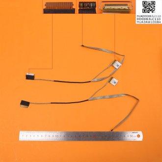 Лентов кабел за лаптоп (LCD Cable) HP ProBook 450 G3 455 G3 (For Touchscreen Models / За модели с Тъч) - DD0X63LC510