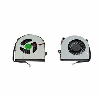 Вентилатор за лаптоп (CPU Fan) Clevo W150ER W350 W370ET W370 Turbo X W355SS HASEE K590S K660E K650C