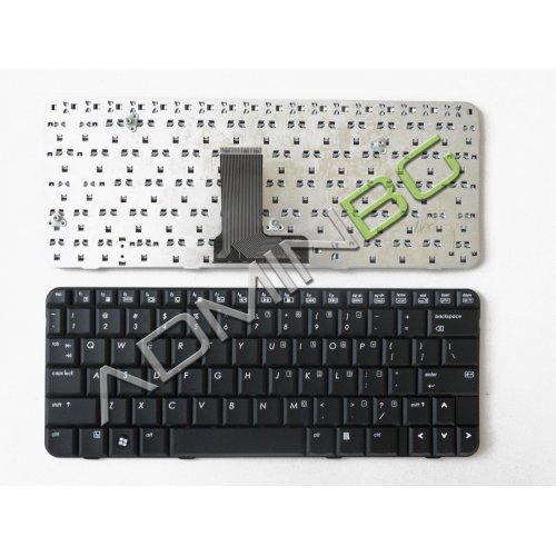 Клавиатура за лаптоп HP Pavilion TX1000 TX1100 TX1200 TX1300 Черна / Black