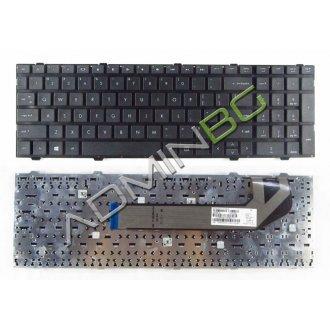 Клавиатура за лаптоп HP ProBook 4540s 4545s Черна Без Рамка US