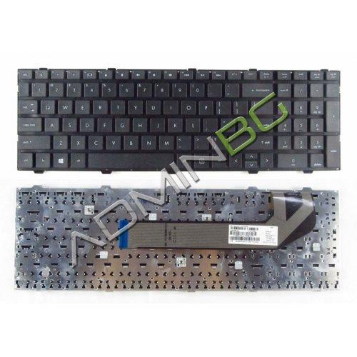Клавиатура за лаптоп HP ProBook 4540s 4545s Черна Без Рамка US с Кирилица
