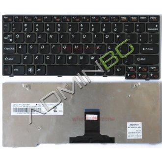 Клавиатура за лаптоп Lenovo IdeaPad U160 Black Frame Black с Кирилица