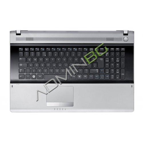 Клавиатура за лаптоп Samsung RV711 Top Cover Черна