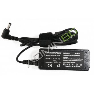 Зарядно за лаптоп (Laptop AC Adapter) Toshiba - 19V / 1.58A / 30W - (5.5x2.5) - Заместител / Replacement