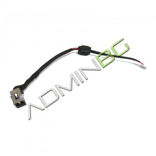 Букса за лаптоп (DC Power Jack) PJ524 Toshiba Satellite P870 P875 With Cable (5.5x2.5)