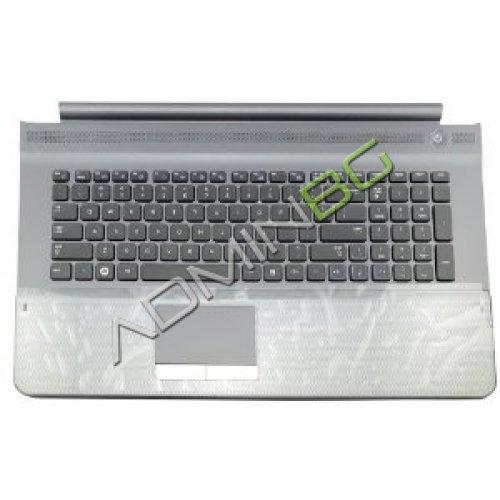Клавиатура за лаптоп Samsung RC720 RC730 Top Cover US Черна