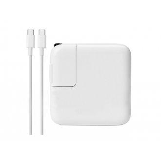 Зарядно за лаптоп (Laptop AC Adapter) Apple Mac Book Type C USB-C 61W - Заместител / Replacement