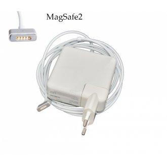 "Зарядно за лаптоп (Laptop AC Adapter) Apple - MagSafe2 16.5V / 3.65A / 60W Шуко ""T"" Type- - Заместител / Replacement"