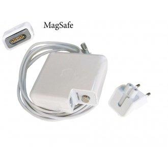 Оригинално Зарядно за лаптоп (Original Laptop Adapter) Apple - MagSafe 16.5-18.5V / 4.6A / 85W A1343 ADP-85EBT V85 - (MS1)