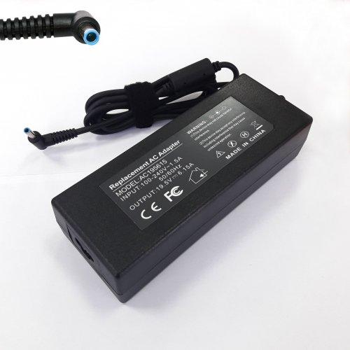 Зарядно за лаптоп (Laptop AC Adapter) HP Compaq - 19.5V / 6.15A / 120W - (4.5x3.0x0.7) - Заместител / Replacement
