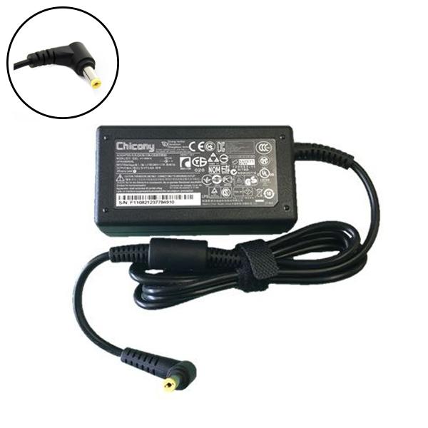 Оригинално зарядно за лаптоп Acer - 19V / 3.42A / 65W (5.5x1.7)