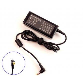 Зарядно за лаптоп (Laptop AC Adapter) Lenovo / Fujitsu - 20V / 3.25A / 65W - (5.5x2.5) - Заместител / Replacement