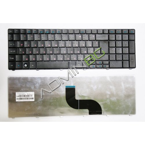 Клавиатура за лаптоп Acer TravelMate 5740 5740G Aspire E1-521 E1-531 US/UK с Кирилица