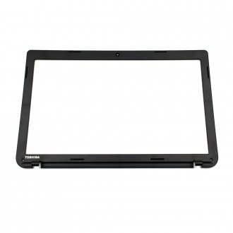 Рамка за матрица (LCD Bezel Cover) за Toshiba Satellite C50-A C55 Черна / Black