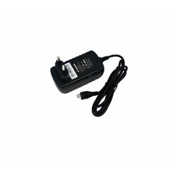 Зарядно за таблети (AC Adapter) Power Adapter 5V 3A Шуко Fixed Micro UBS Cable