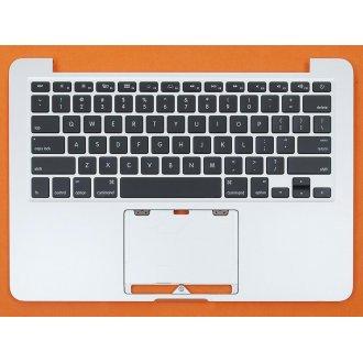 "Горен корпус с клавиатура (Upper Cover+Keyboard) за Apple MacBook Pro 13.3"" A1502 2013 2014 с Подсветка, Без Тъчпад / With Backlit Without ToucHPad"