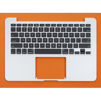 "Горен корпус с клавиатура (Upper Cover+Keyboard) за Apple MacBook Pro 13.3"" A1502 2015 с Подсветка, Без Тъчпад / With Backlit Without ToucHPad"
