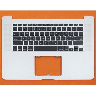"Горен корпус с клавиатура (Upper Cover+Keyboard) за Apple MacBook Pro 15"" A1398 2015 с Подсветка, Без Тъчпад / With Backlit Without ToucHPad"