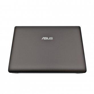 Капак за матрица (LCD Back Cover) за Asus K52 X52 Кафяв Без Панти / Brown Without Hinges