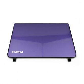 Капак за матрица (LCD Back Cover) за Toshiba Satellite L50-B L55-B Лилав / Purple
